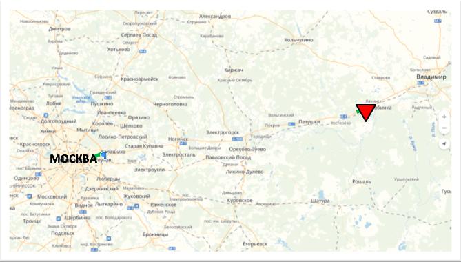 БОЛДИНО, Владимирская область Петушинский район Поселение Пекшинское 557634