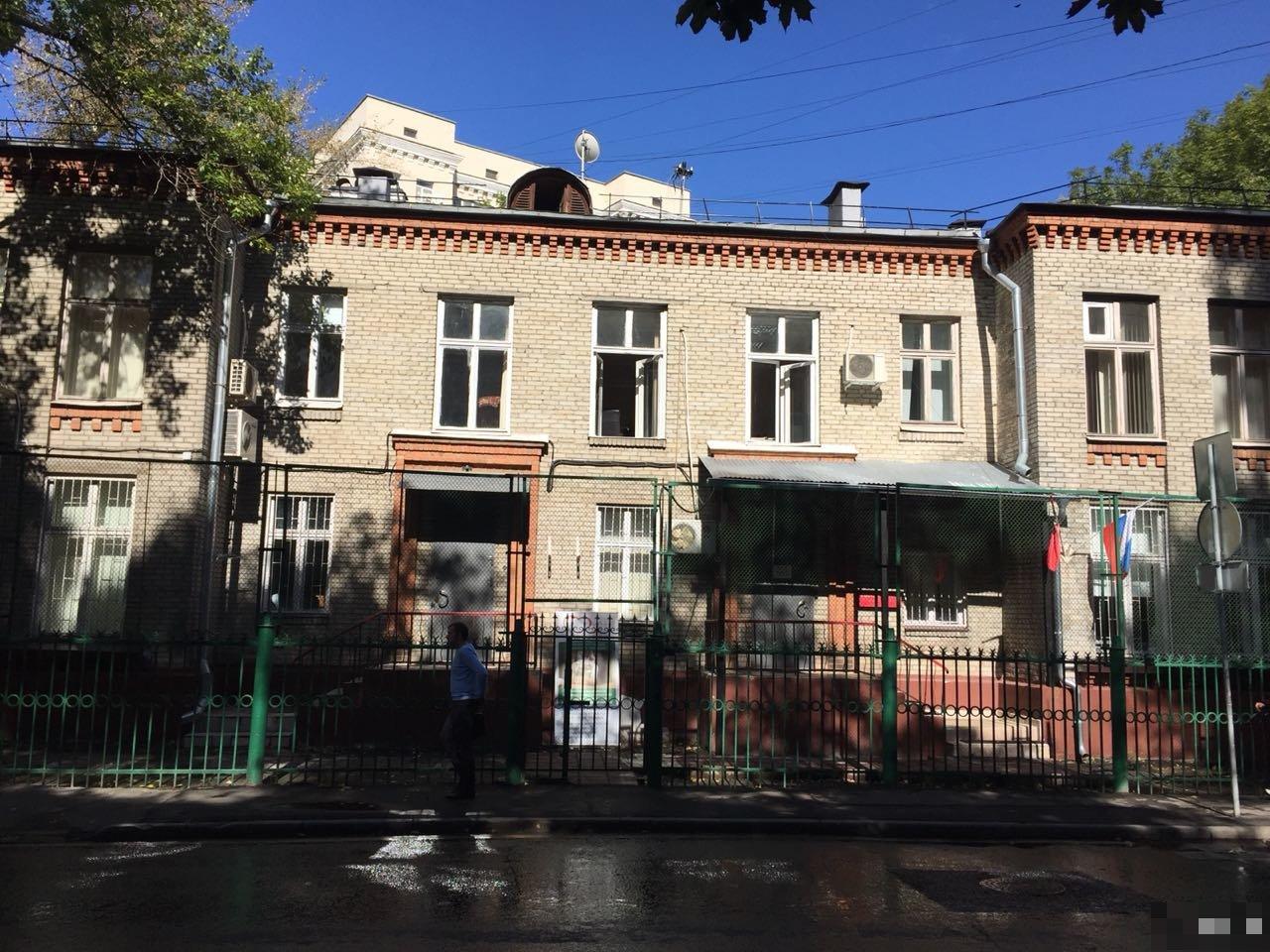 1-й Новокузнецкий переулок, 10А, ОСЗ, 864.4 м² 552234 552234
