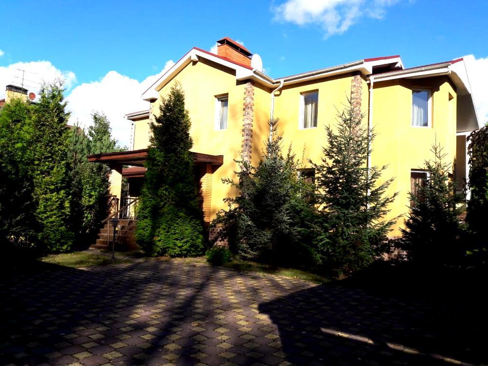 Крючково-1. 2-этажный Коттедж, общей площадью 355,7 кв.м, участок 17 соток. Стоимость 22,5 млн. 556575