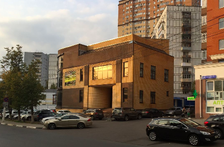 Садовая ул., д. 24, Одинцово, Московская область 564020 564020