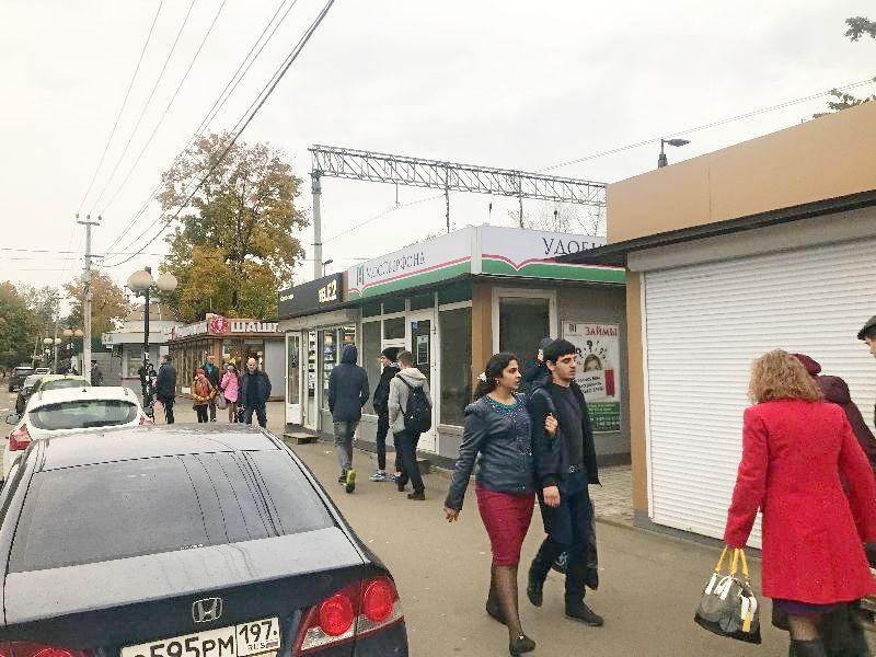 Платформа Ухтомская, Люберцы (павильон) 602093 602093