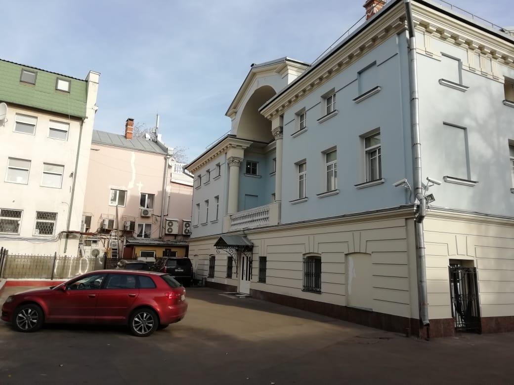 Воронцовская ул., д.4 Особняк 814 кв.м 567090 567090