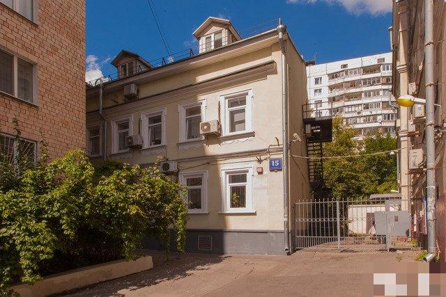 Садовая-Сухаревская улица, д.15с1, 733,1 кв.м, ОСЗ 539852 539852