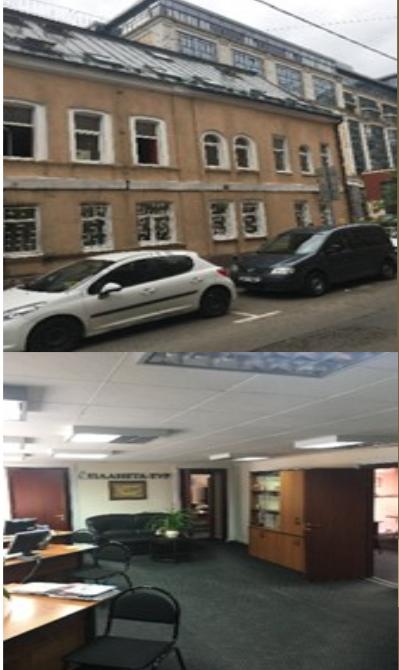 Руновский пер.,  д. 5, стр. 1 офисное здание