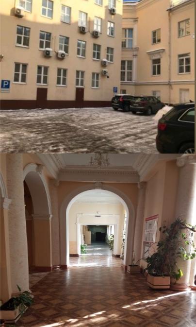 Окружной проезд, д. 19 имущественный комплекс в составе 2 зданий
