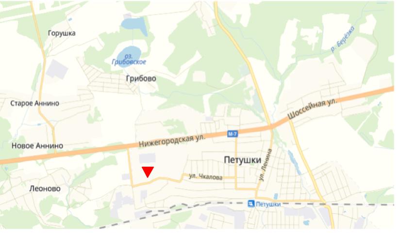 ПЕТУШКИ, Владимирская область Петушинский район г. Петушки 557642