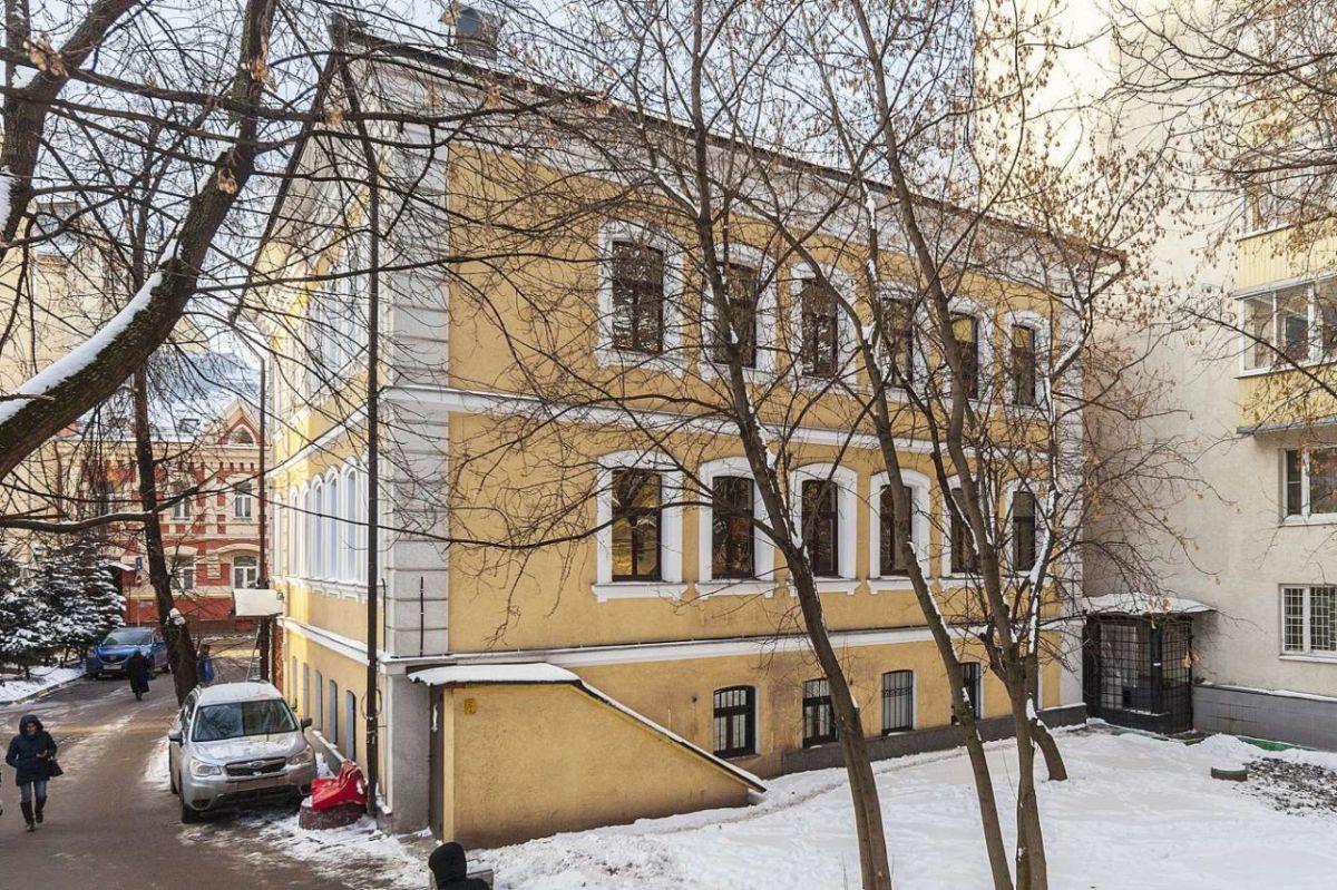 Бауманская ул., д.21, Басманный р-н, ЦАО