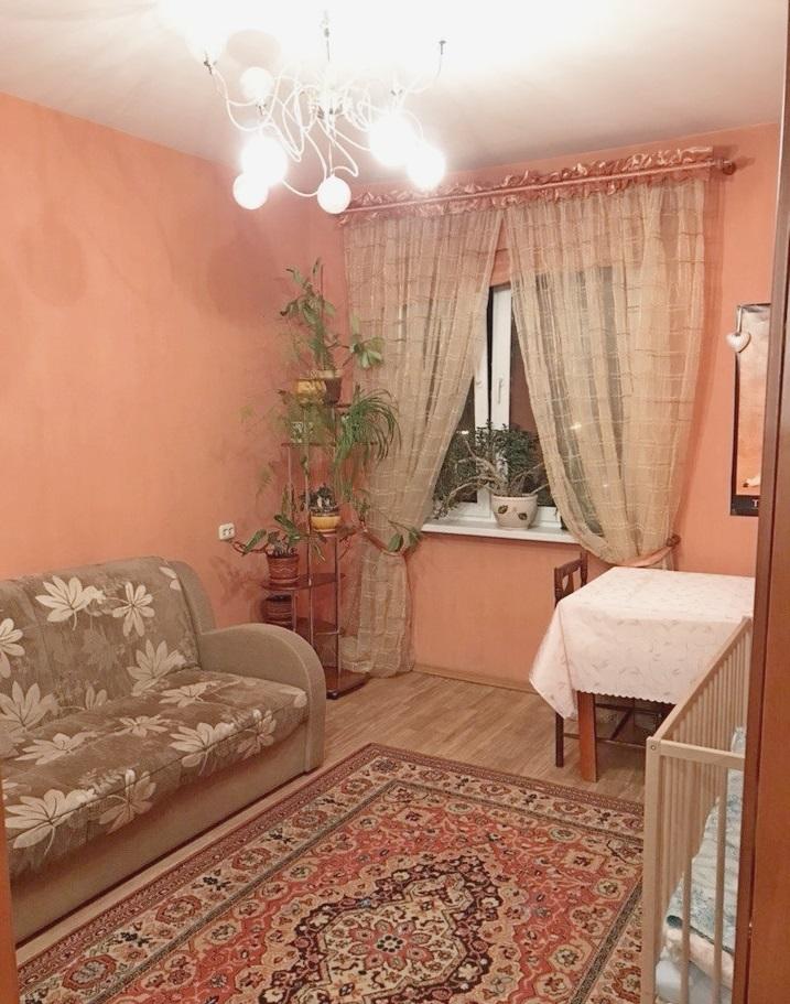 Староватутинский проезд 3-комнатная