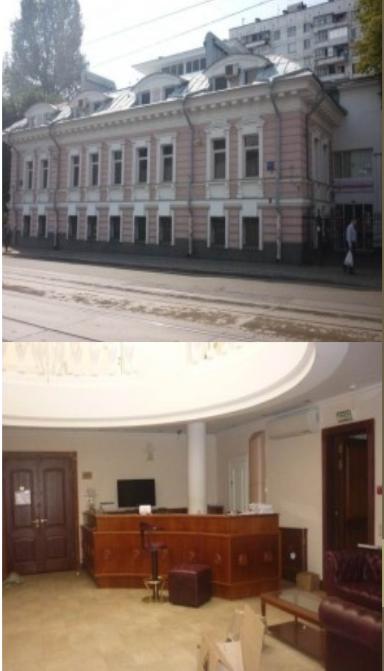 Бауманская ул., д. 58/25, стр. 1 административное здание