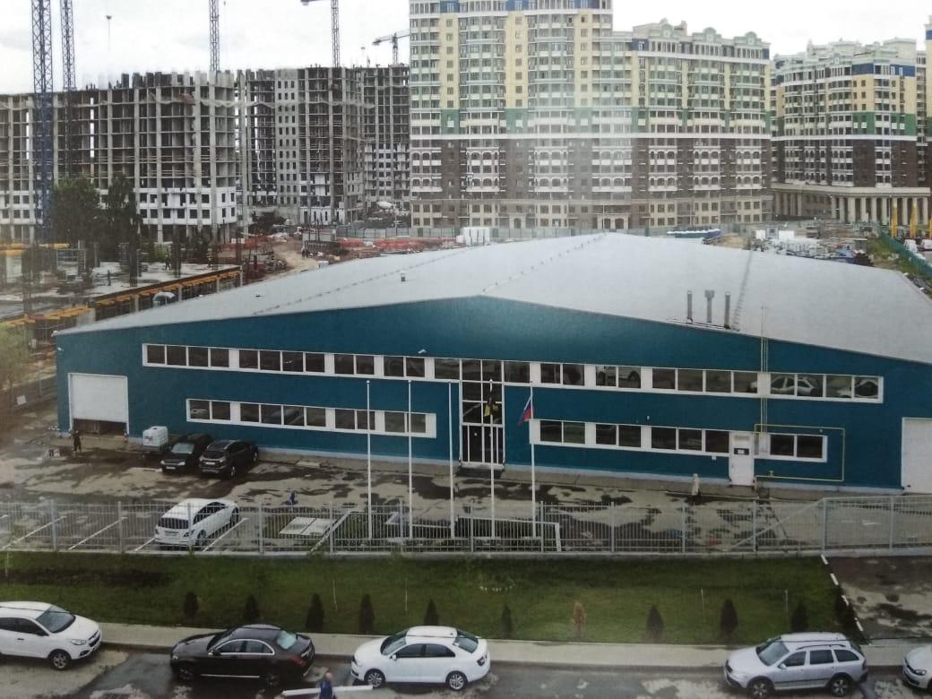 Производственный складской комплекс